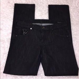 🔻Citizen Black Rhinstone Jeans